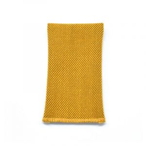 YUMI POCKET SQUARE - yellow