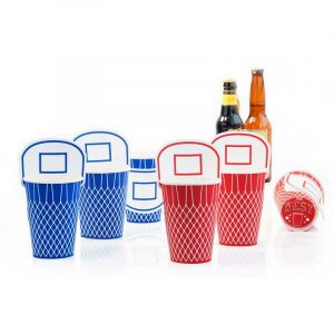 Basketball Paper Cups