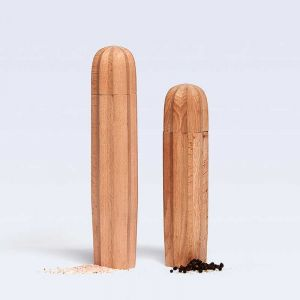 Cacti Natural Wood