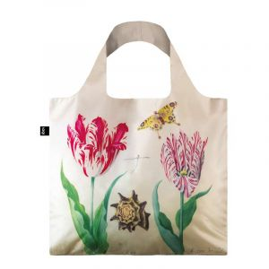 Sac avec pochette zip Jacob Marrel Two Tulips & Irma Boom DNA 03