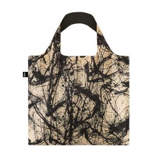 Sac Avec Pochette Zip Museum Jackson Pollock Number 32