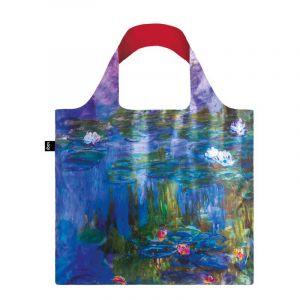 Sac Avec Pochette Zip Museum Claude Monet Water Lilies