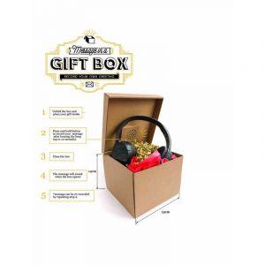 Boite cadeau Message à enregistrer