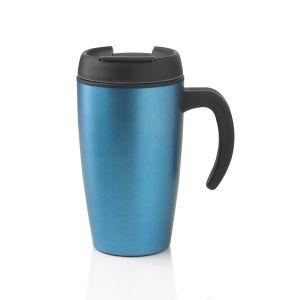 Mug Urban anti-fuites, bleu