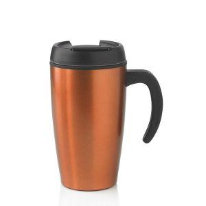 Mug Urban anti-fuites, orange