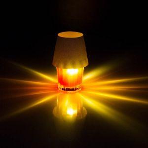 Lumière flottante rechargeable (display 12pcs)