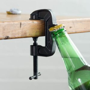 G-Clamp Bottle Opener