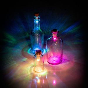 Bottle Light Multicolour