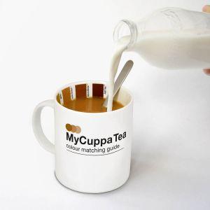 Tasse amateur de thé