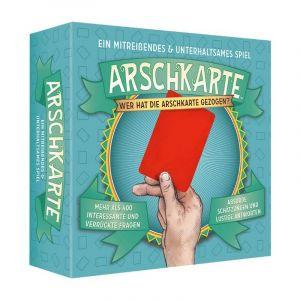 DE Arschkarte