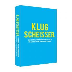 DE Klugscheisser - Das Buch