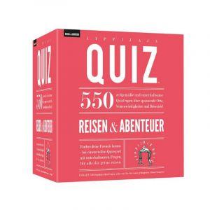 DE Jippijaja Quiz - Reisen & Abenteuer