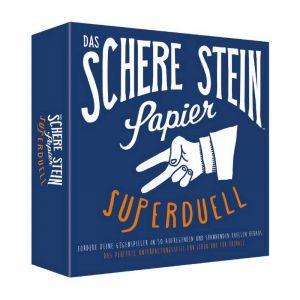 DE Das Schere, Stein, Papier Duell