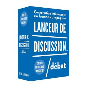 FR Lanceur de discussion - Débat