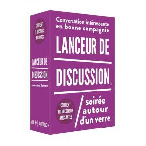 FR Lanceur de discussion - Soirée d´un verre