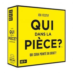 FR Qui dans la piéce...?