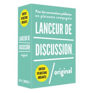 Lanceur de discussion - new pack - Original