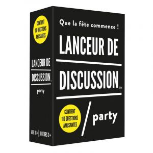 Lanceur de discussion - new pack -  Party