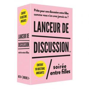 Lanceur de discussion - new pack - Soirée entre filles