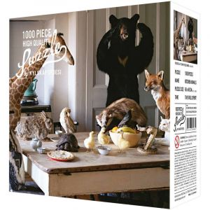 Puzzle Kitchen Animals