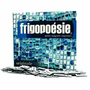 FR Frigopoésie Originale