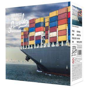 Puzzle - Seul en mer