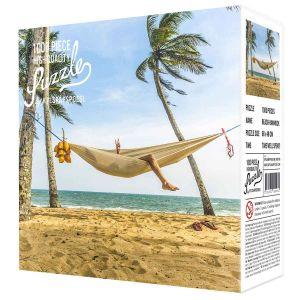 Puzzle - Hamac sur la plage