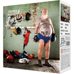 Puzzle - Boxeur