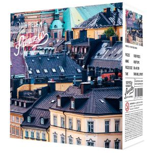 Puzzle Rooftops