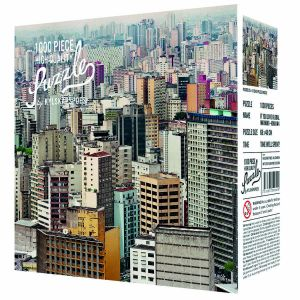 Puzzle Sao Paulo by Jens Assur