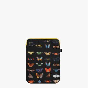 Housse Ordinateur 13 pouces NATIONAL GEOGRAPHIC  Butterflies and Moths (Papillons et papillons de nuit)