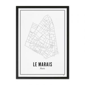 Paris - Le Marais A4