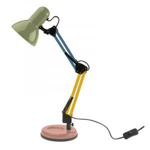 Lampe de bureau 'Ralph', bleu