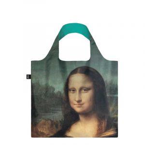 Sac avec pochette zip Museum Leonardo Da Vinci Mona Lisa