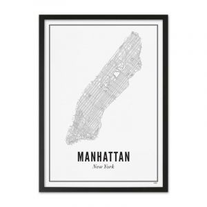 New York - Manhattan A4
