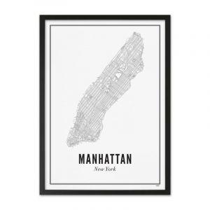 Prints - New York - Manhattan