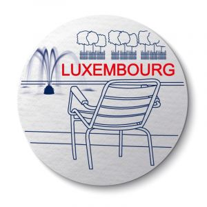 Aimant Luxembourg Chaise