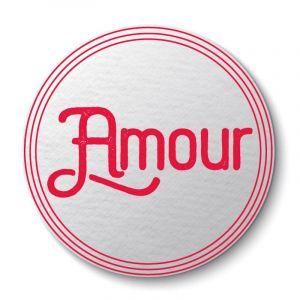Aimant Amour 3D