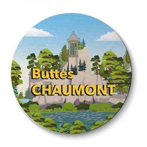 Aimant Les Buttes Chaumont