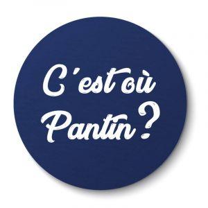 Aimant C'est ou Pantin?