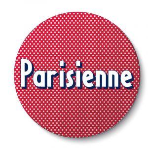Aimant à pois Parisienne
