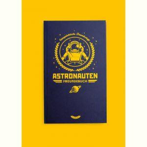 Freundebuch / Astronauten Freundebuch
