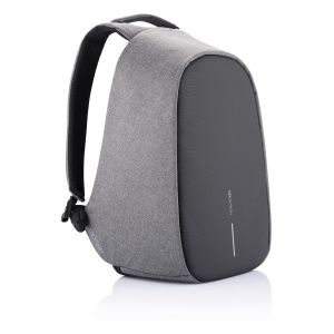 Bobby Pro, Anti-theft backpack, grey
