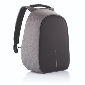 Bobby Hero Regular, Anti-theft backpack, grey