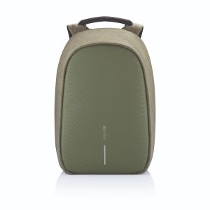 Bobby Hero Regular, Anti-theft backpack, green