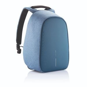 Bobby Hero Regular, Anti-theft backpack, light blue