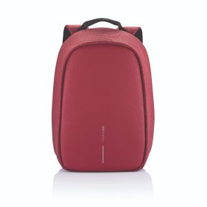 Bobby Hero Small, Anti-theft backpack, red