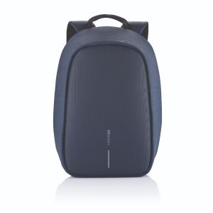 Bobby Hero Small, Anti-theft backpack, navy