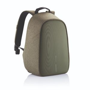 Bobby Hero Small, Anti-theft backpack, green