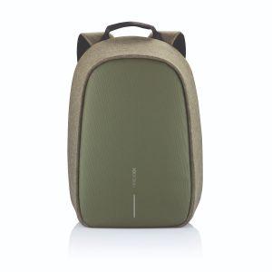 Bobby Hero Small, Anti-theft backpack, green